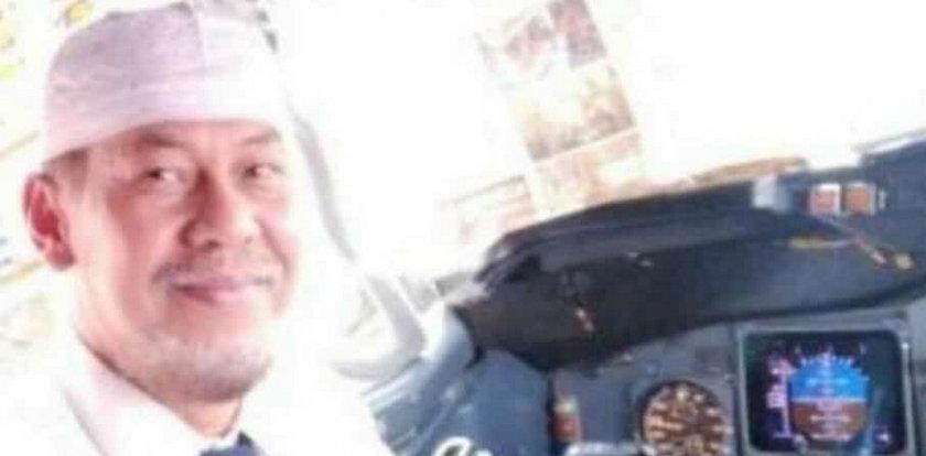 """To on pilotował rozbity samolot. Niezwykle doświadczony, """"był osobą prostą i pobożną"""""""
