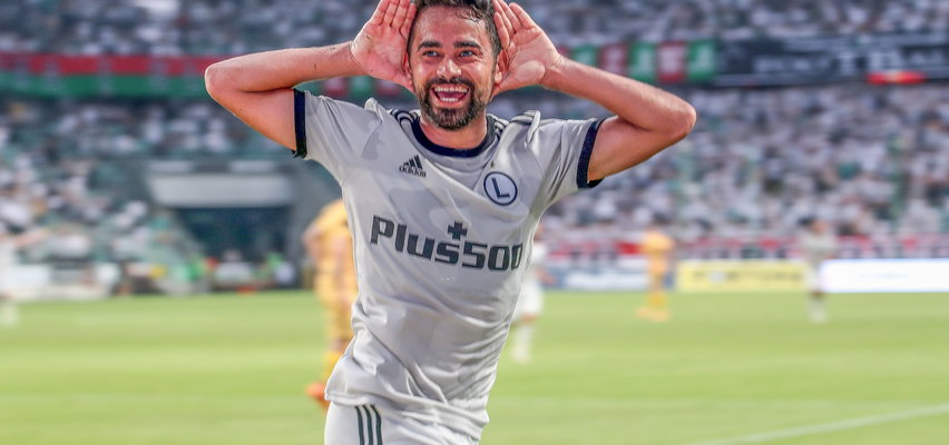Dziś mecz eliminacji Ligi Mistrzów. Legia zbliża się do Europy