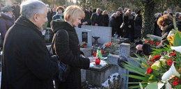 Pogrzeb byłej posłanki PiS. Szczypińska we łzach