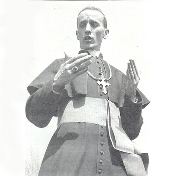 Alojzije Stepinac foto Arhiva Blica (3)