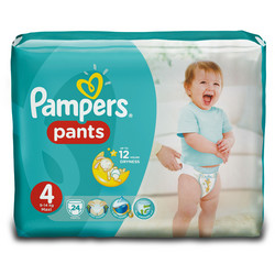 Pampers Pants - opinie