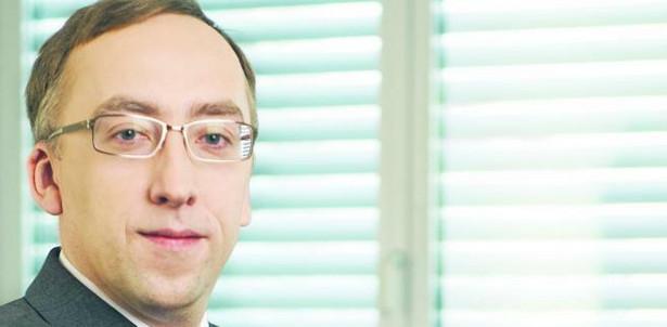 Nowy szef PKP Jakub Karnowski