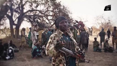 Boko Haram commander, Shuaibu Moni, is one of the five released by the government in exchange for 103 Chibok girls [Sahara Reporters]