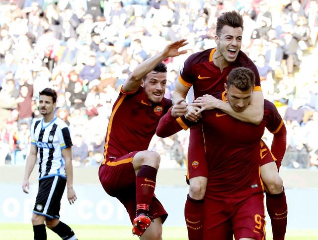 Radost fudbalera Rome
