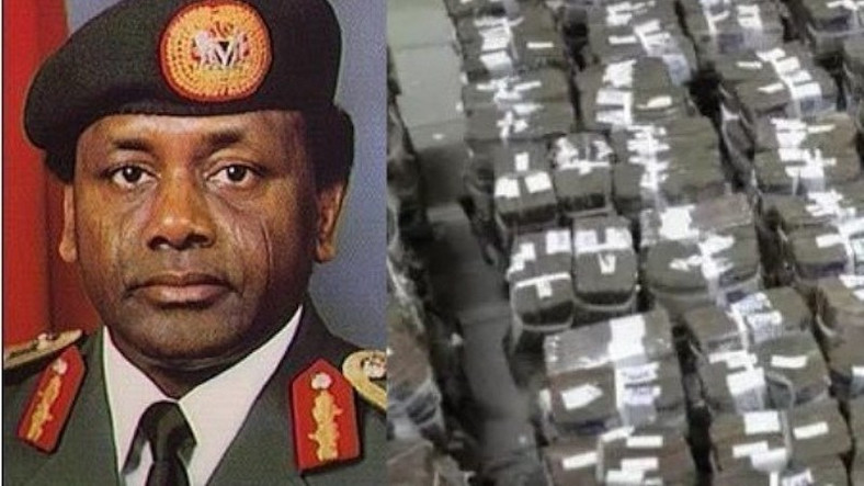 Nigeria's brutal late Dictator General Sani Abacha