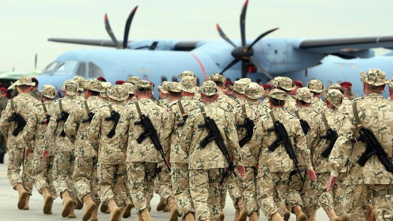 Znalezione obrazy dla zapytania polscy zolnierze w iraku