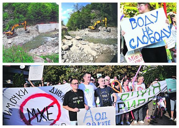 stara planina mini hidroelektrane protest kombo foto D Milenkovic