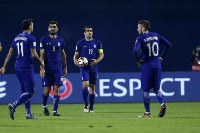 Ne veruju u čudo protiv Hrvatske: Fudbaleri Grčke