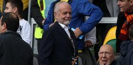 Szef Milika i Zielińskiego ma koronawirusa. W środę był na spotkaniu klubów Serie A