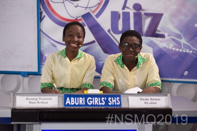 Aburi Girls' SHS