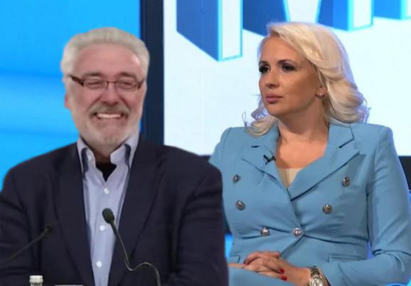 Branimir Nestorović i Darija Kisić Tepavčević