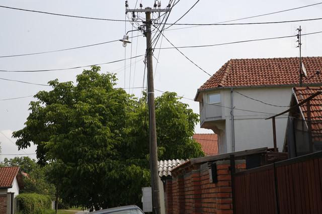 Na svakom ćošku u ulici u kojoj žive Jovanovići postavljene su kamere