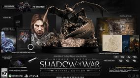 Śródziemie: Cień Wojny - edycje specjalne i DLC