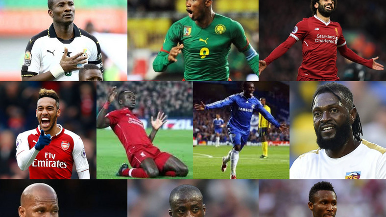 Top ten richest African player in 2020