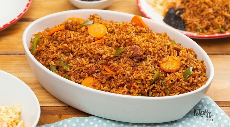 Truly Ghanaian: Get the perfect recipe for a delicious Jollof rice