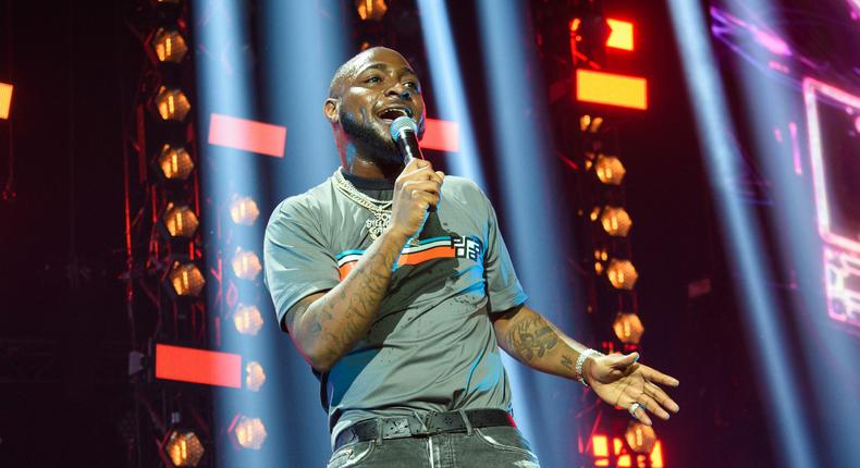 Davido recently delivered a grand performance at his O2 Arena concert [Rollingstone]
