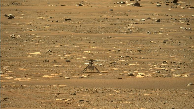 Helikopter Ingenuity na Marsie