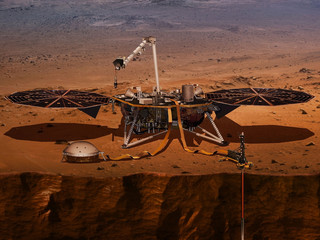Sonda InSight Mars