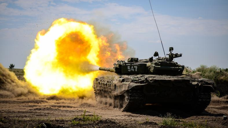 Czołg T-72B