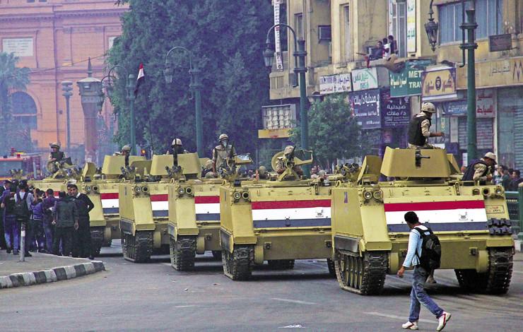 Tahrir trg, Egipat