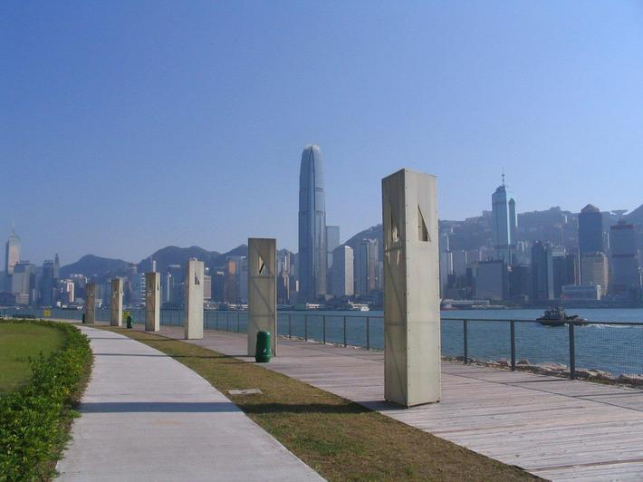 6. Hong Kong (West Kowloon), Hong Kong
