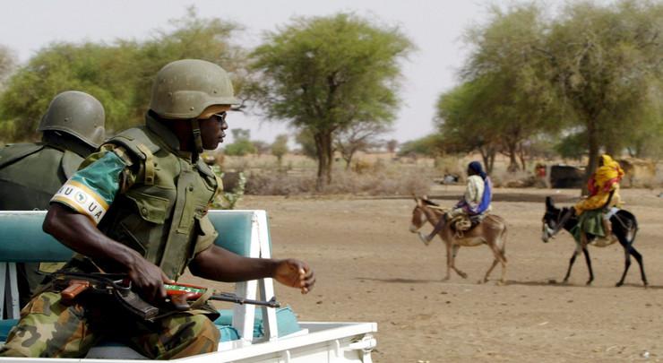Snage Afričke unije