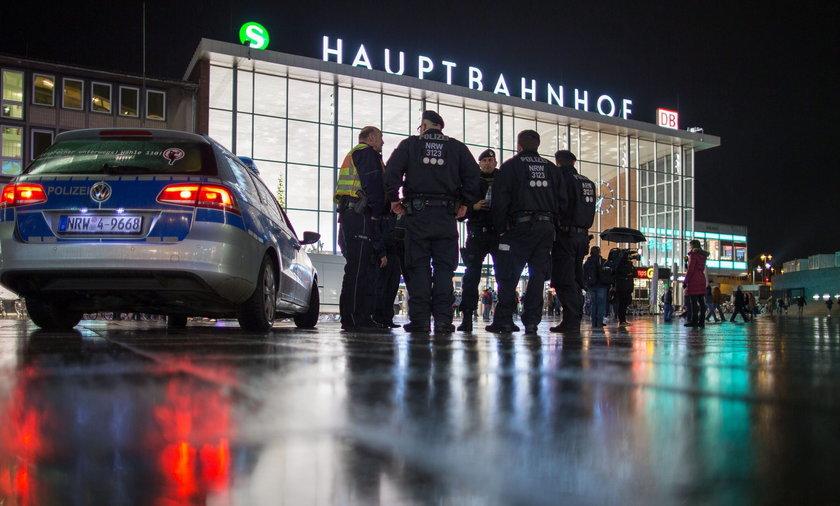 Seksataki w Niemczech Imigranci napastowali ponad 100 kobiet