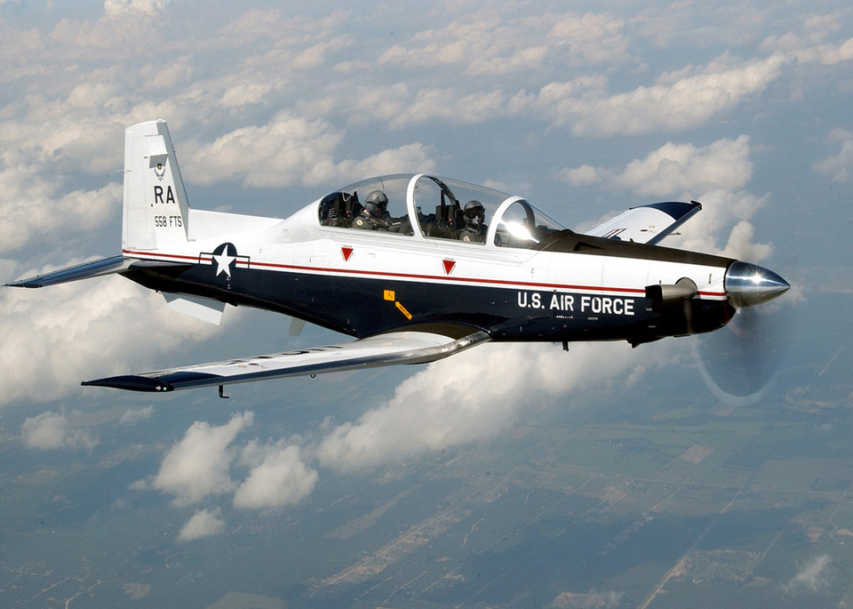 Raytheon/Beechcraft T-6A Texan II