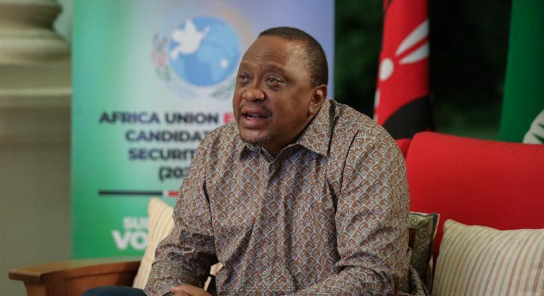 President Uhuru Kenyatta leads Kenya's campaign for UN Security Seat in virtual campaign meeting