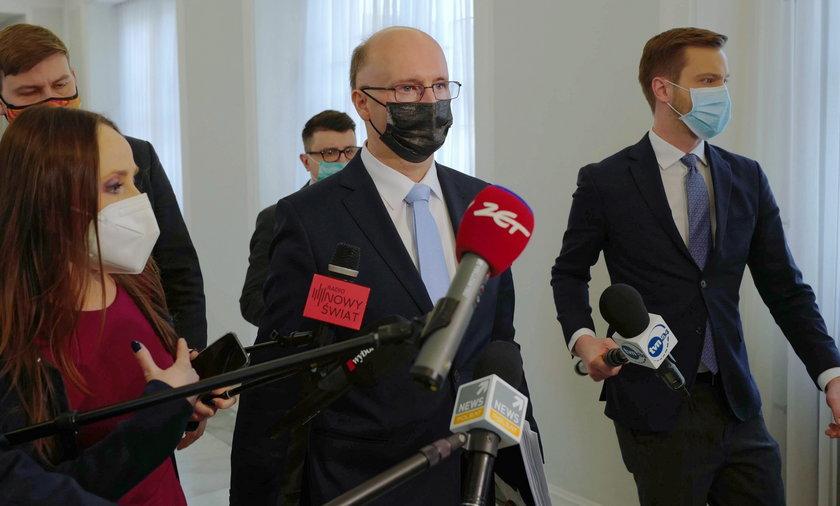 Piotr Wawrzyk nie zostanie Rzecznikiem Praw Obywatelskich