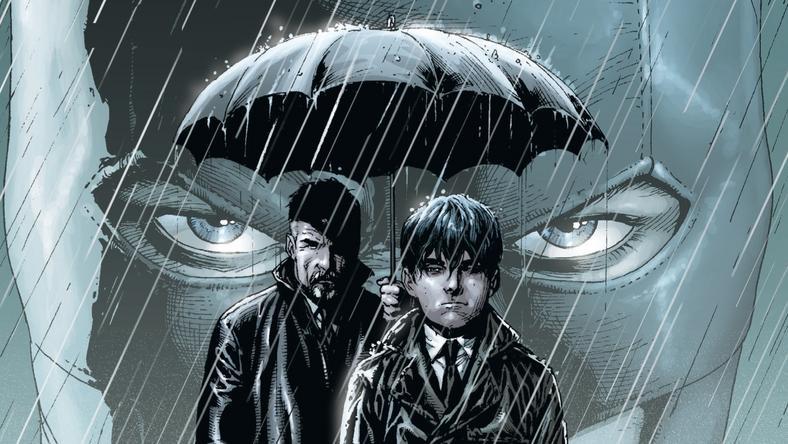 """Batman. Ziemia jeden"" (okładka)"