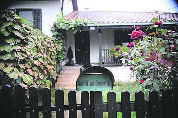 Kuća u kojoj je živela Andrijana sa devojkom