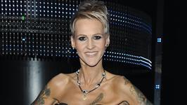 Agnieszka Chylińska wróciła do ciemnych włosów