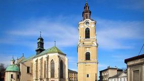 Ponad 35 tys. osób rocznie na wieży archikatedry w Przemyślu