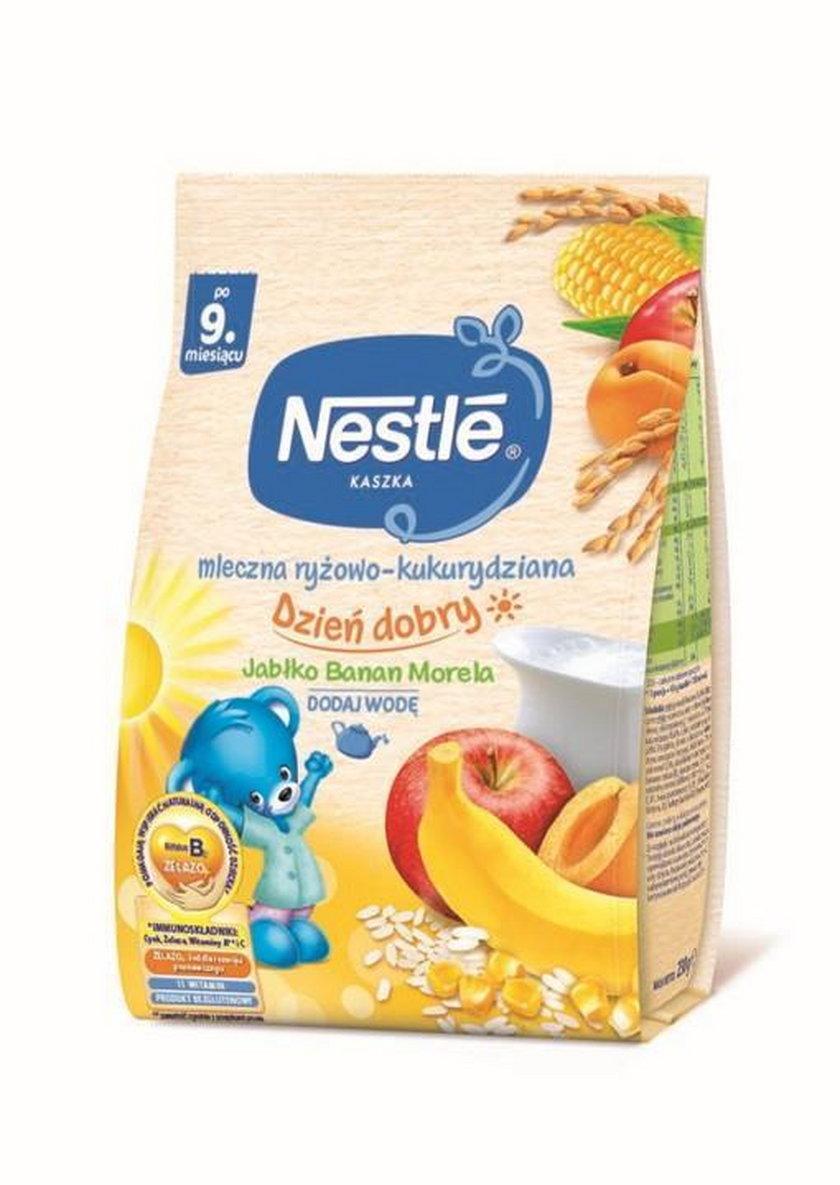 Wycofane produkty Nestle - zdjęcia.