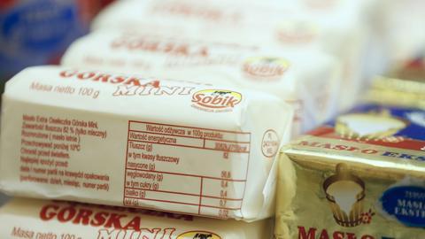 Masło w końcu potaniało na aukcji w Nowej Zelandii, a to oznacza, że wkrótce może stanieć także w sklepach