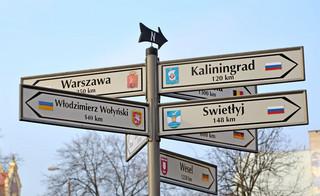 Rosjanie rozbudowują bunkier na broń nuklearną na granicy z Polską