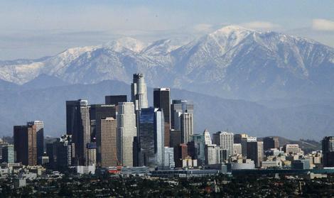 Ipak je to zemlja mogućnosti: Los Anđeles