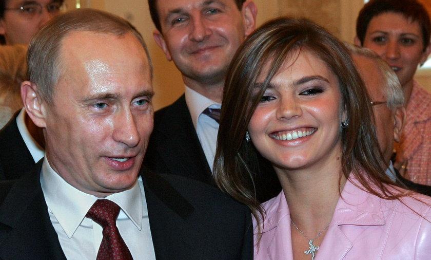 Putin rozwiódł się z żoną