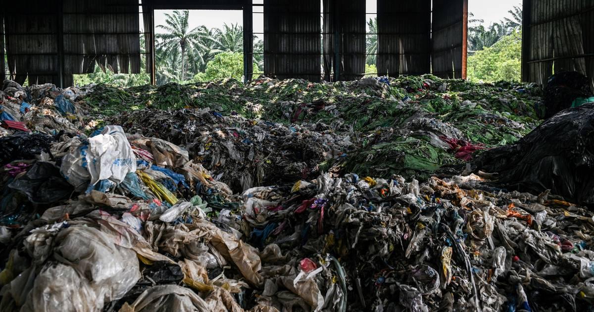 Malaysia schickt mehr als 3700 Tonnen Plastikmüll zurück in reiche Länder