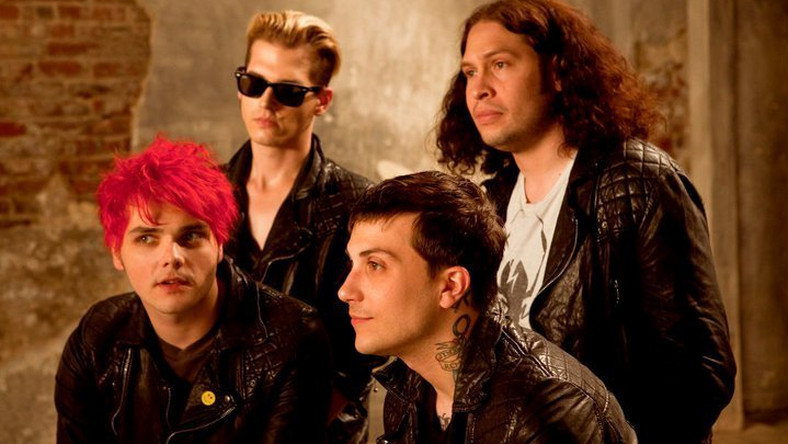 Grupa My Chemical Romance buduje w Los Angeles własne studio nagraniowe.
