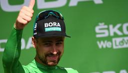 Peter Sagan has claimed 118 race victories including 12 Tour de France stage wins Creator: Anne-Christine POUJOULAT