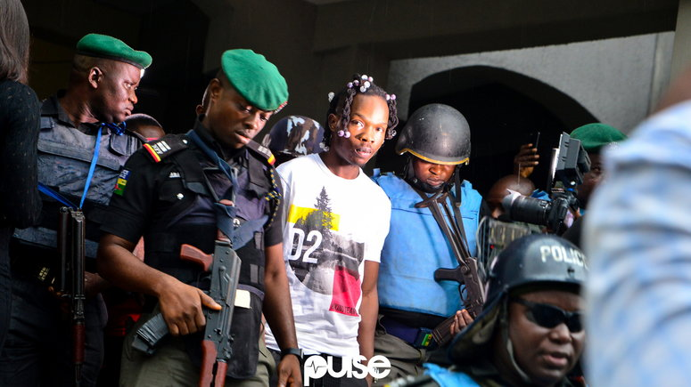 Naira Marley granted bail by Federal High Court. (Pulse Nigeria)