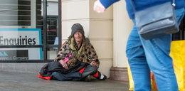 Fałszywi bezdomni zarabiają kokosy! Będziecie w szoku