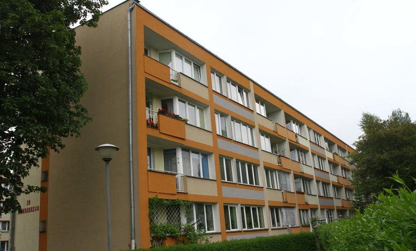 Mieszkanie Mirosława Karapyty