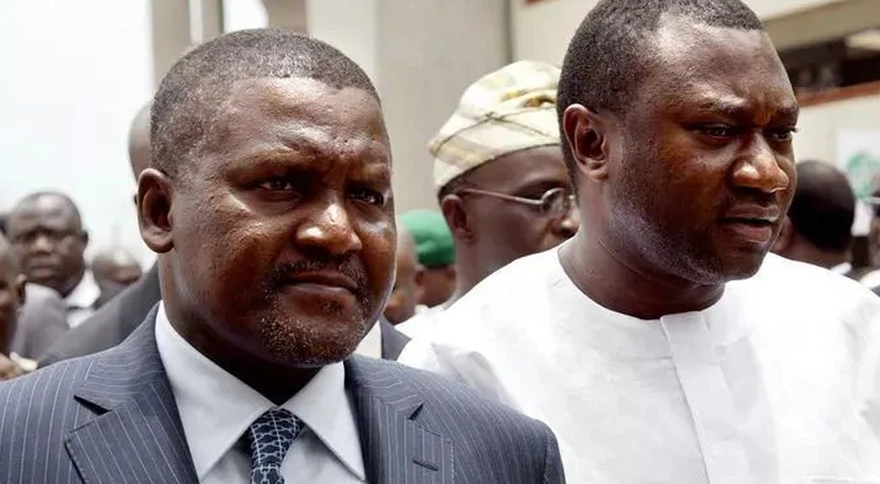 Nigerian billionaires, Dangote and Otedola clamour for a stable political economy after presidential election