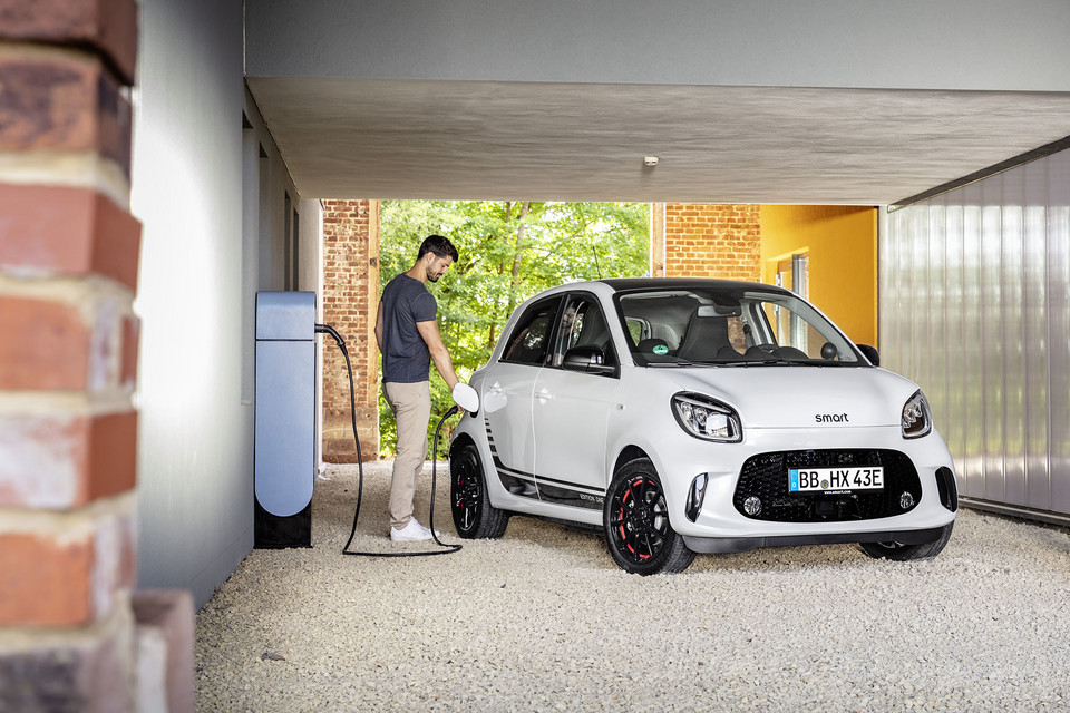 Smart FourFour - cena od 98 400 zł