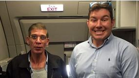 Tak powstawało selfie z porywaczem egipskiego samolotu