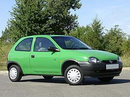 Opel Corsa B (1993-2000) - cenowy bojownik