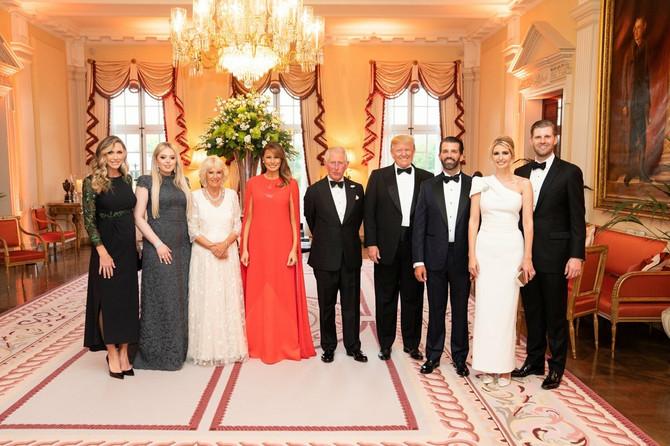 Porodica Tramp u Londonu